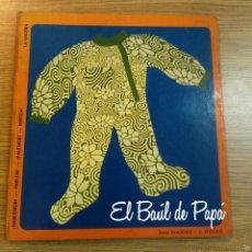 Libros: HABLEMOS, 5 VESTIDOS . ED. LA GALERA. AÑOS 70. NUEVO DE TIENDA . Lote 56388539