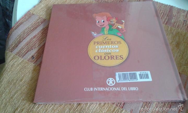 Libros: HANSEL Y GRETEL - los primeros cuentos clasicos con OLORES- NUEVO-sin desprecintar - dificil - Foto 2 - 57542645