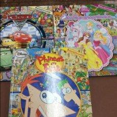 Libros: OFERTON 2 LIBROS DISNEY BUSCA Y ENCUENTRA + UNO DE REGALO. Lote 68684997