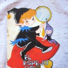 Libros: CUENTO TROQUELADO SERIA A. EL ESPEJO DEL ENANITO. DIBUJOS MARIA PASCUAL. ED. TORAY. AÑO 1990. NUEVO. Lote 69017821