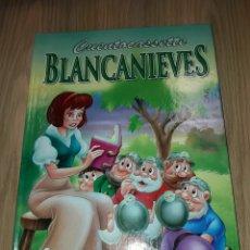 Libros: CUENTOS CASSETTE DE BLANCA NIEVES Y DE LA CASITA DE CHOCOLATE EDITORIAL SERVILIBRO . Lote 79600163