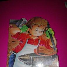 Libros: CUENTO TROQUELADO HANS DE LA SUERTE. Lote 80854447