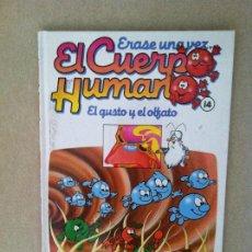 Libros: ERASE UNA VEZ EL CUERPO HUMANO Nº 14 PLANETA AGOSTINI. Lote 81641836