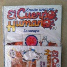Libros: ERASE UNA VEZ EL CUERPO HUMANO Nº 6 PLANETA AGOSTINI. Lote 81642672