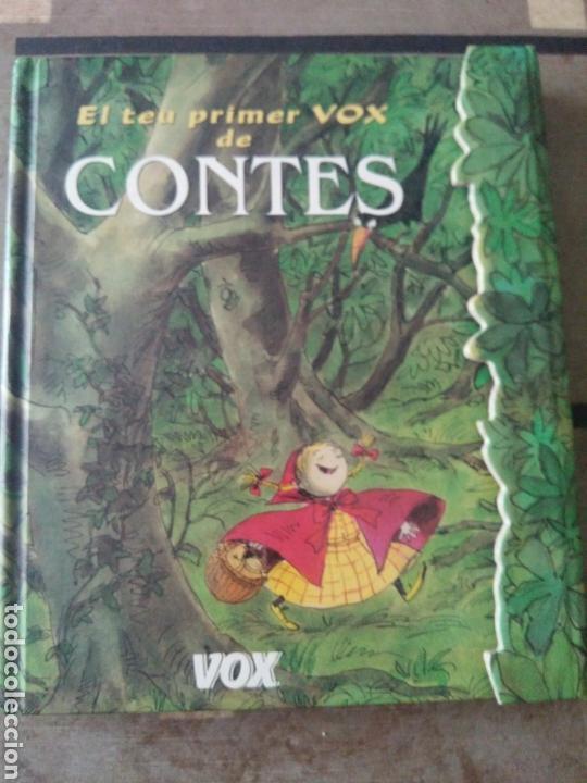 CONTES EDITORIAL VOX (Libros Nuevos - Literatura Infantil y Juvenil - Cuentos infantiles)