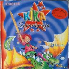 Libros: LIBRO KIKA LA SUPERBRUJA Y LA ESPADA MAGICA. Lote 97399307