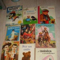 Libros: LOTE DE CUENTOS INFANTILES AÑOS 70 . Lote 97587787