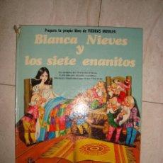 Libros: BLANCA NIEVES Y LOS SIETE ENANITOS , CUENTOS FHER , INFANTILES . AÑOS 70. Lote 97588043