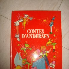 Libros: CUENTO INFANTIL , CONTES D´ANDERSEN , EL CASTELL DELS ELFS ,AÑOS 70. Lote 97588735