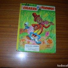 Libros: COLECCION CANDOR Nº 3 LA CIGARRA Y LA HORMIGA EDITA VASCO AMERICANA . Lote 97912307