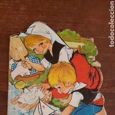 Libros: CUENTO INFANTIL TROQUELADO LA LABANDERA.. Lote 99361016