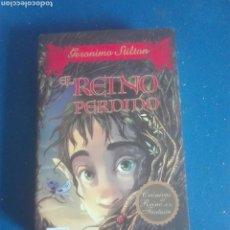 Libros: CUENTO EL REINO PERDIDO. Lote 101216834