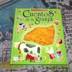 Libros: CUENTOS DE LA GRANJA - TIRA DE LA LENGÜETA - MARIFÉ GONZÁLEZ - EDICIONES TODOLIBRO. Lote 94538500