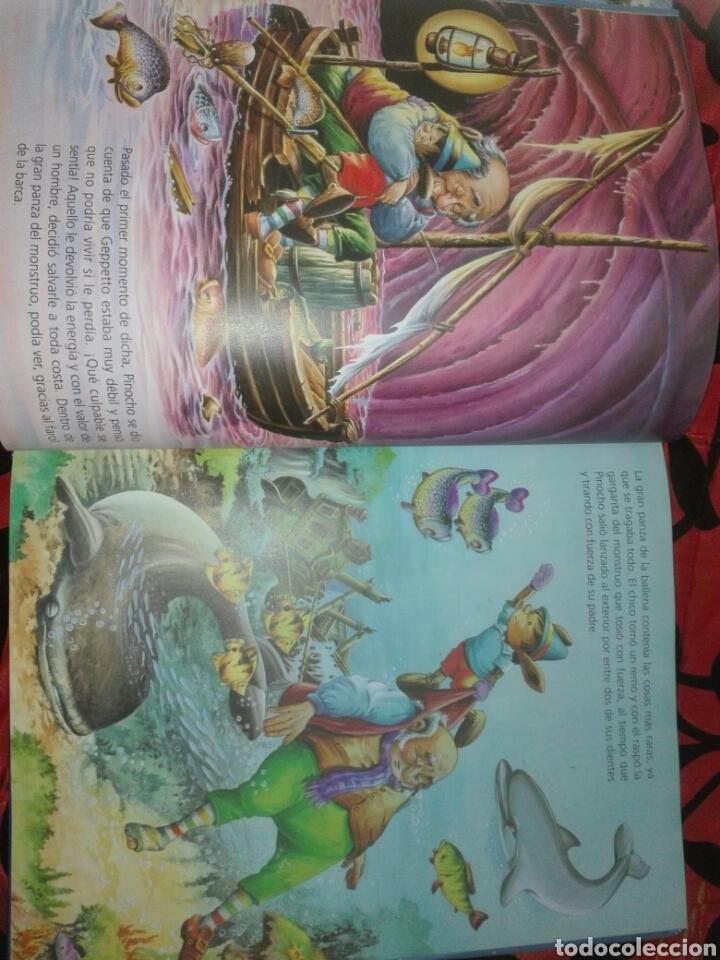 Libros: Lote 2 Cuentos: Cuentos de Maricastaña y Cuentos Clásicos. IMPECABLES. - Foto 6 - 106068327