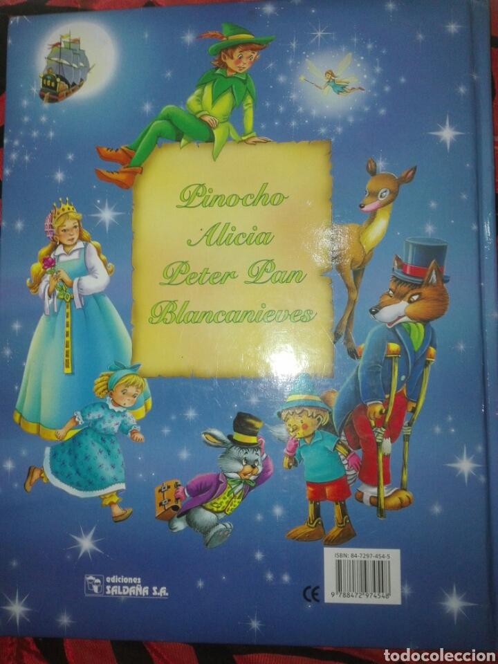Libros: Lote 2 Cuentos: Cuentos de Maricastaña y Cuentos Clásicos. IMPECABLES. - Foto 9 - 106068327