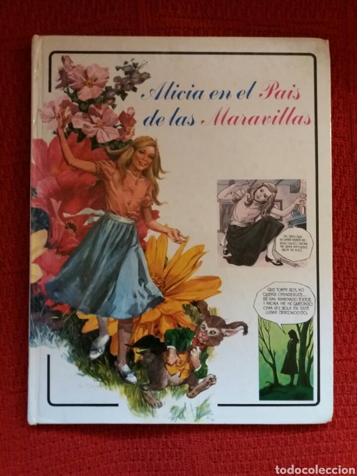 ALICIA EN EL PAÍS DE LAS MARAVILLAS EDITORIAL EMPRESARIAL 1978 (Libros Nuevos - Literatura Infantil y Juvenil - Cuentos infantiles)
