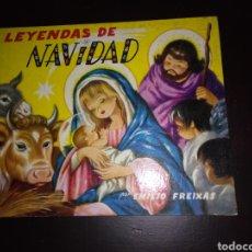 Libros: LEYENDAS DE NAVIDAD. Lote 106806360