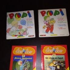 Libros: LEO LEO Y POPI. Lote 107123948