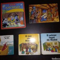 Libros: DESPLEGABLES DE NAVIDAD. Lote 107127503
