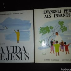Libros: EVANGELI PER ALS INFANTS. Lote 107250195