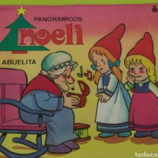 Libros: CUENTO PANORÁMICO NOELI. Lote 107800835