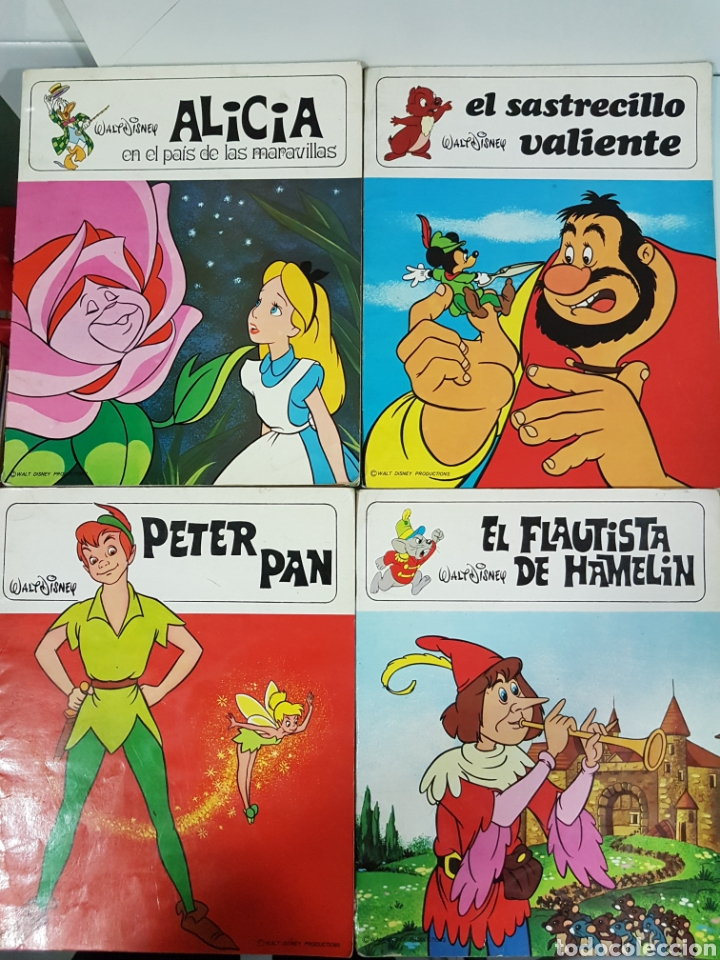 libros infantiles disney