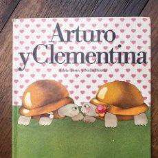 Libros: ARTURO Y CLEMENTINA, EDITORIAL LUMEN. Lote 108750519