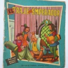 Libros: EL TRAJE DEL EMPERADOR. EDT SIGMA, COL. MOSAICO INFANTIL Nº 16. BUENOS AIRES 1966. Lote 109496163