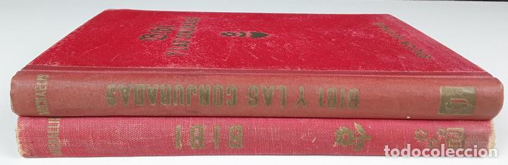 BIBI. 2 VOLÚMENES. KARIN MICHAELIS. EDIT JUVENTUD. 1948/1952. (Libros Nuevos - Literatura Infantil y Juvenil - Cuentos infantiles)