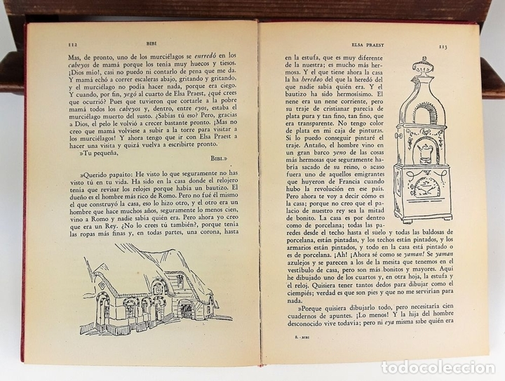 Libros: BIBI. 2 VOLÚMENES. KARIN MICHAELIS. EDIT JUVENTUD. 1948/1952. - Foto 3 - 110299919