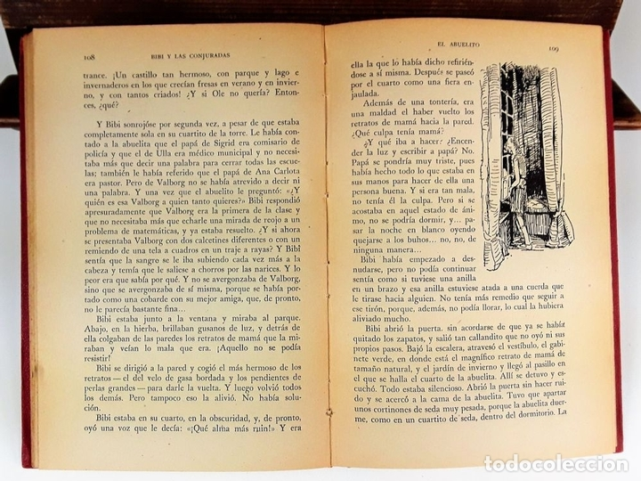 Libros: BIBI. 2 VOLÚMENES. KARIN MICHAELIS. EDIT JUVENTUD. 1948/1952. - Foto 5 - 110299919