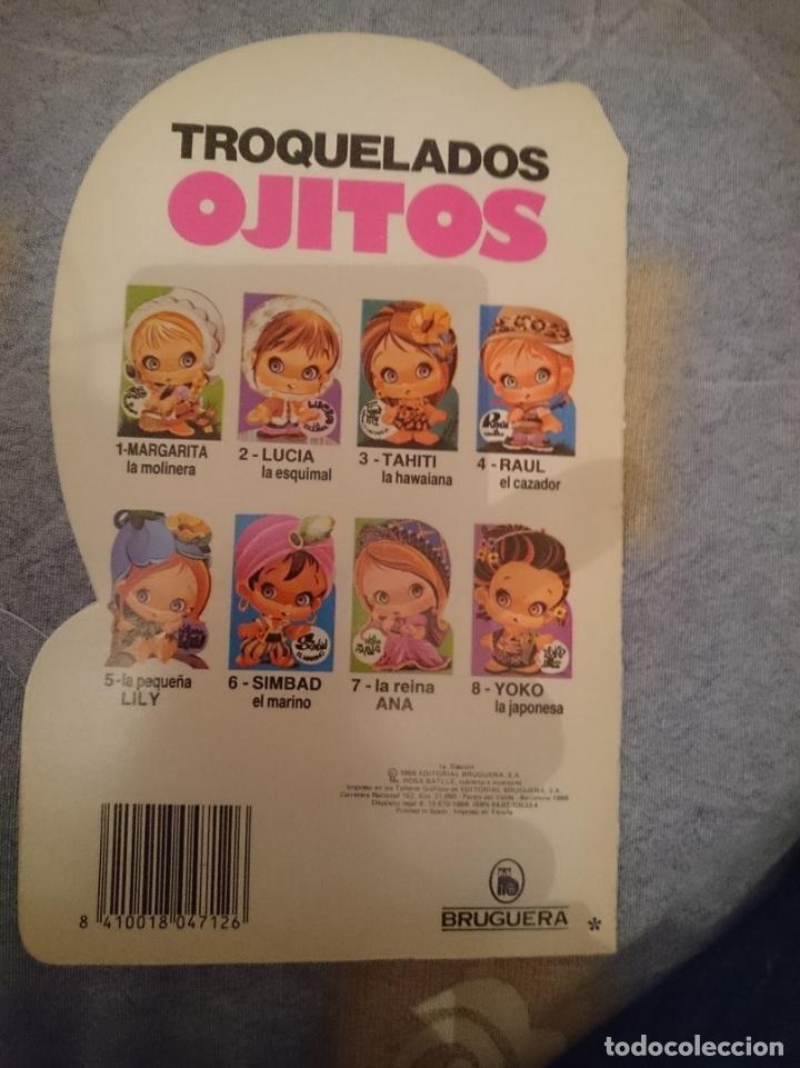 Libros: ANTIGUO CUENTO TROQUELADO - LA REINA ANA - Foto 2 - 110683215