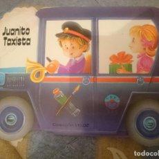 Libros: ANTIGUO CUENTO TROQUELADO - JUANITO TAXISTA --REFM3E1. Lote 110683267