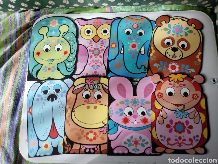 LOTE 8 CUENTOS TROQUELADOS (Libros Nuevos - Literatura Infantil y Juvenil - Cuentos infantiles)
