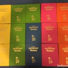 Libros: SÚPER OFERTA DE 15 LIBROS DEL LIBRO GORDO DE PETETE.. Lote 111461263