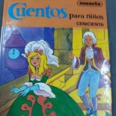 Libros: LIBRO VOLUMEN 1 CUENTOS PARA NIÑOS .CENICIENTA. Lote 113447771