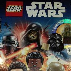 Libros: LEGO STAR WARS.LAS CRÓNICAS DE LA FUERZA. Lote 113579200