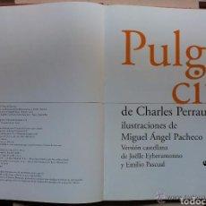 Libros: PULGARCITO. Lote 116096734