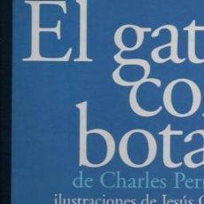 Libros: EL GATO CON BOTAS. Lote 116097243