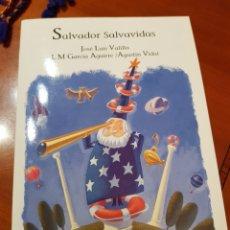 Libros: CUENTO SALVADOR SALVAVIDAS DE UNICEF. Lote 116871454