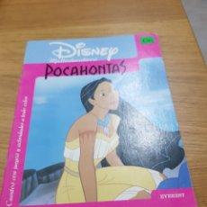Libros: DISNEY CUENTO MULTIEDUCATIVO. POCAHONTAS. Lote 118301860