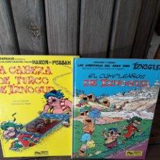 Libros: IZNOGUD 2 EJEMPLARES AÑO 1975.ESTADO DE COLECCIÓN.. Lote 119167647