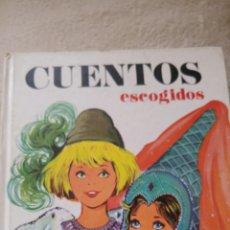 Libros: 2 CUENTOS DE LA COLECCIÓN CUENTOS ESCOGIDOS. Lote 121145099