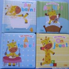 Libros: 4 LIBROS INFANTILES EN FRANCES : MIRA LAS FOTOS Nº11. Lote 122831367