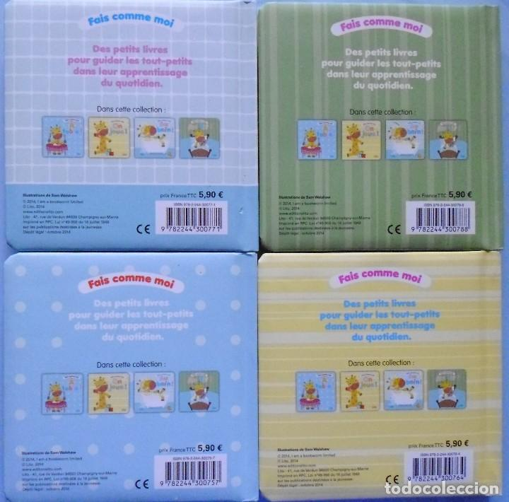 Libros: 4 LIBROS INFANTILES EN FRANCES : MIRA LAS FOTOS nº11 - Foto 2 - 122831367