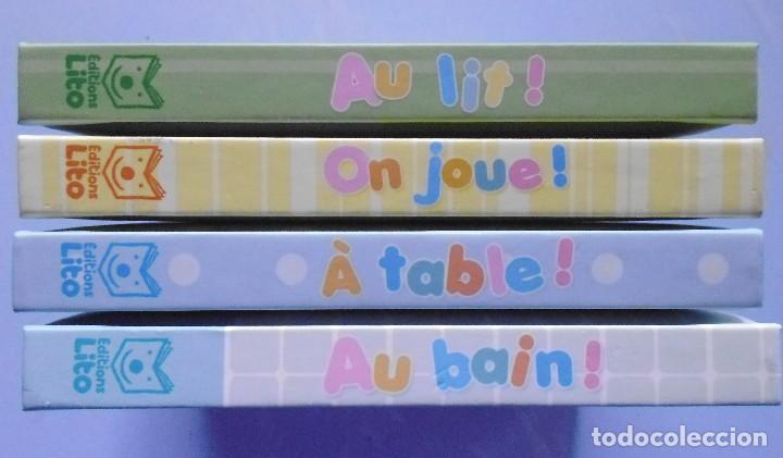 Libros: 4 LIBROS INFANTILES EN FRANCES : MIRA LAS FOTOS nº11 - Foto 3 - 122831367