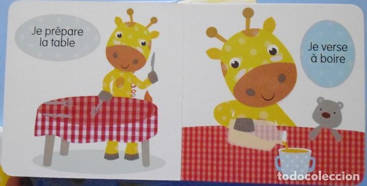 Libros: 4 LIBROS INFANTILES EN FRANCES : MIRA LAS FOTOS nº11 - Foto 6 - 122831367