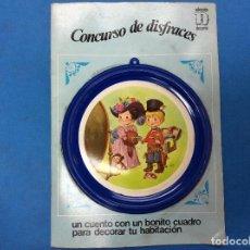 Libros: UN CUENTO CON UN BONITO CUADRO PARA DECORAR TU HABITACIÓN - CONCURSÓ DE DISFRACES . Lote 126542171