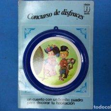 Libros: UN CUENTO CON UN BONITO CUADRO PARA DECORAR TU HABITACIÓN - CONCURSÓ DE DISFRACES . Lote 126542291
