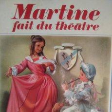 Libros: CUENTOS MMARTINE EN FRANCES. Lote 127737288
